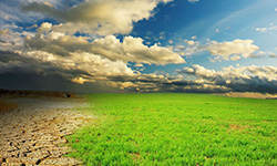 Climate change landscapes